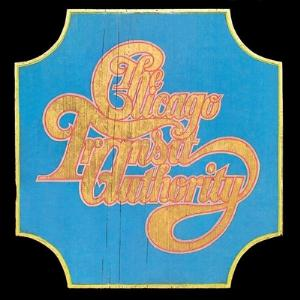 Chicago - The Chicago Transit Authority CD (album) cover