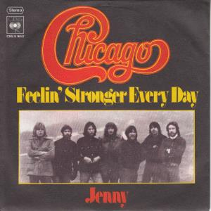 Chicago Feelin' Stronger Every Day album cover