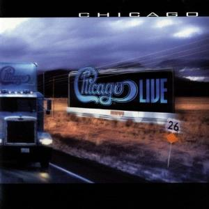 Chicago Chicago XXVI - The Live Album album cover