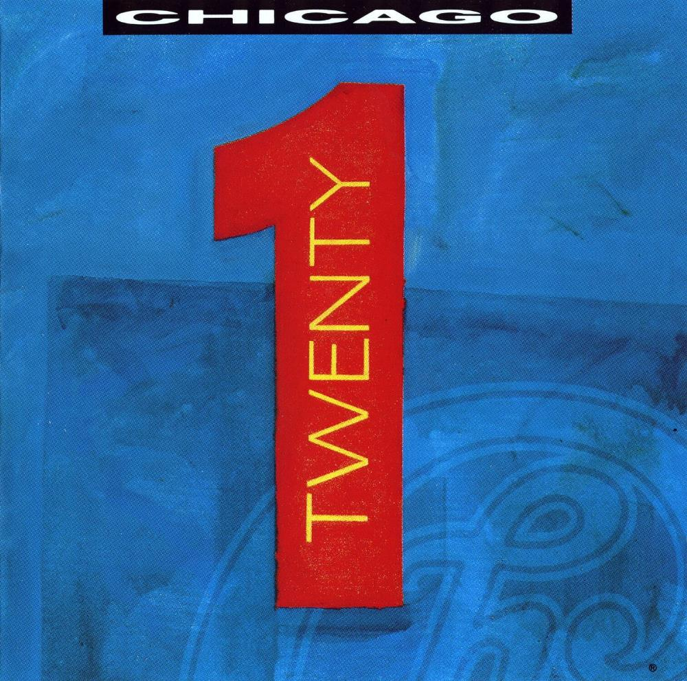 Chicago Twenty 1 album cover