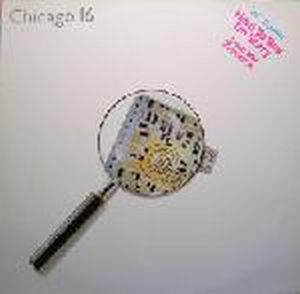 Chicago Chicago 16 album cover