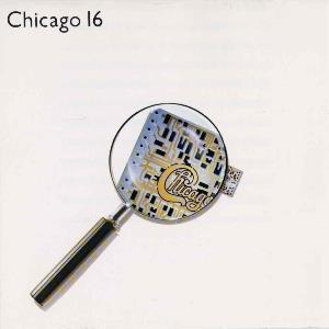 Chicago - Chicago 16 CD (album) cover