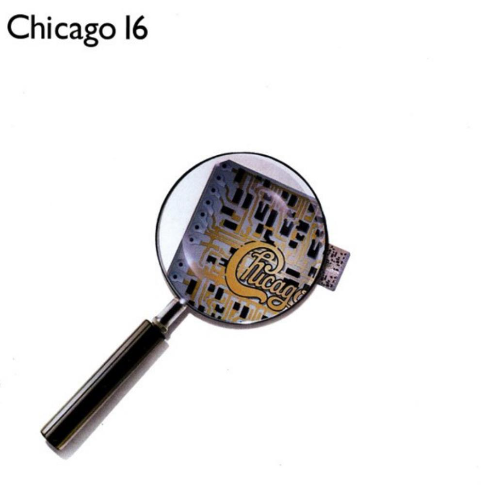 Chicago 16 by CHICAGO album cover