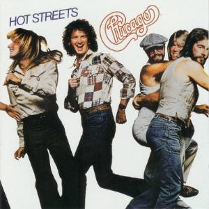 Chicago - Hot Streets CD (album) cover