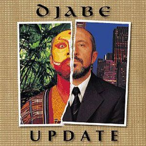 Djabe - Update CD (album) cover