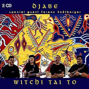 Djabe Witchi Tai To album cover