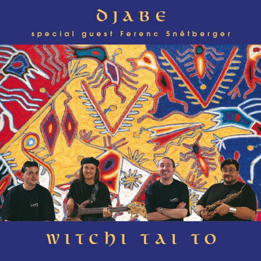 Djabe - Witchi Tai To CD (album) cover