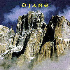 Djabe - Djabe CD (album) cover
