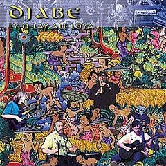Djabe - Ly-O-Lay Ale Loya CD (album) cover