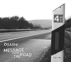 Message from the Road by DJABE album cover