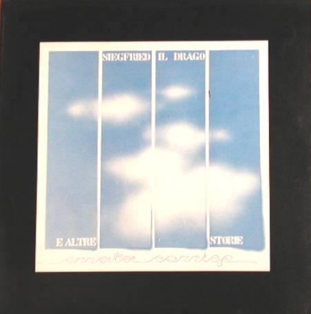 Siegfried, il Drago e Altre Storie  by ERRATA CORRIGE album cover