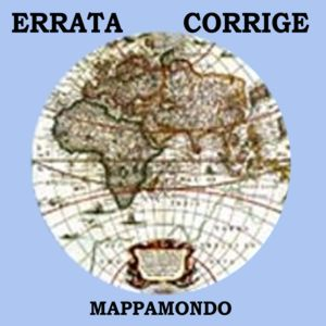 Mappamondo  by ERRATA CORRIGE album cover