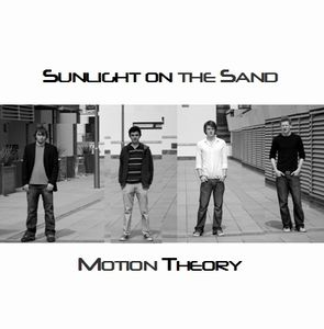 Motion Theory Sunlight on the Sand album cover