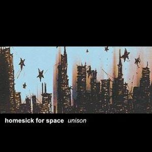 Homesick for Space Unison album cover