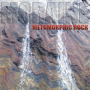 Moraine - Metamorphic Rock CD (album) cover
