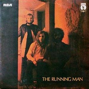 The Running Man The Running Man album cover