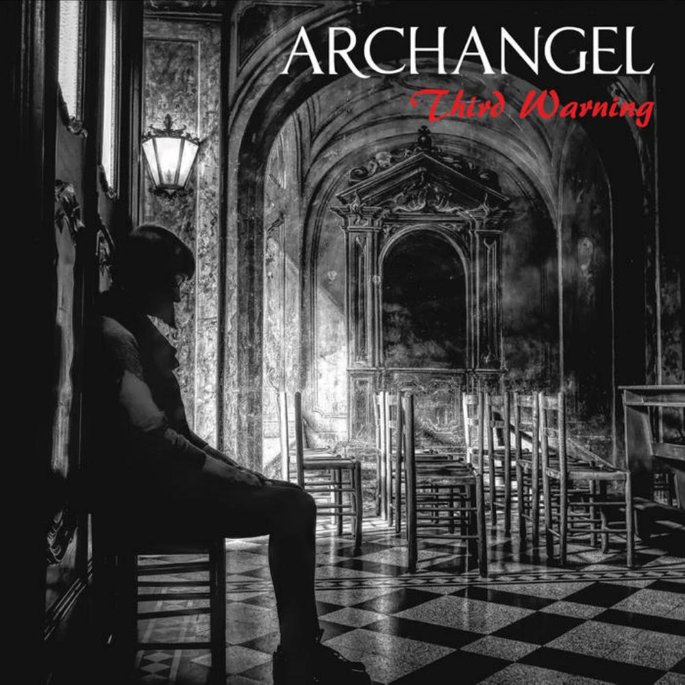 Third Warning by ARCHANGEL album cover