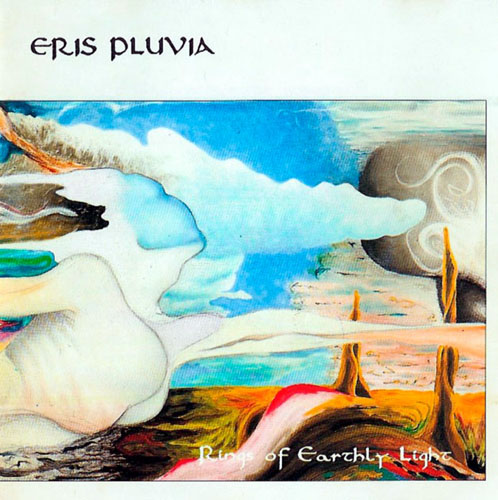 Eris Pluvia - Rings of Earthly Light  CD (album) cover