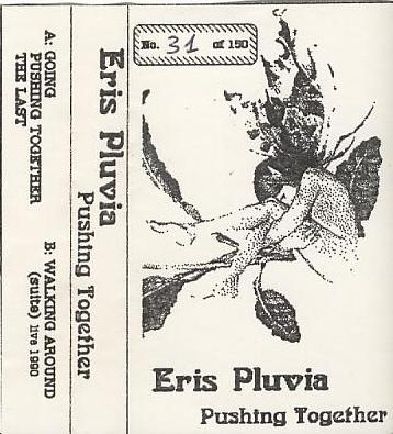 Eris Pluvia Pushing Together album cover