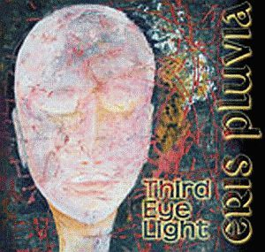 Third Eye Light by ERIS PLUVIA album cover
