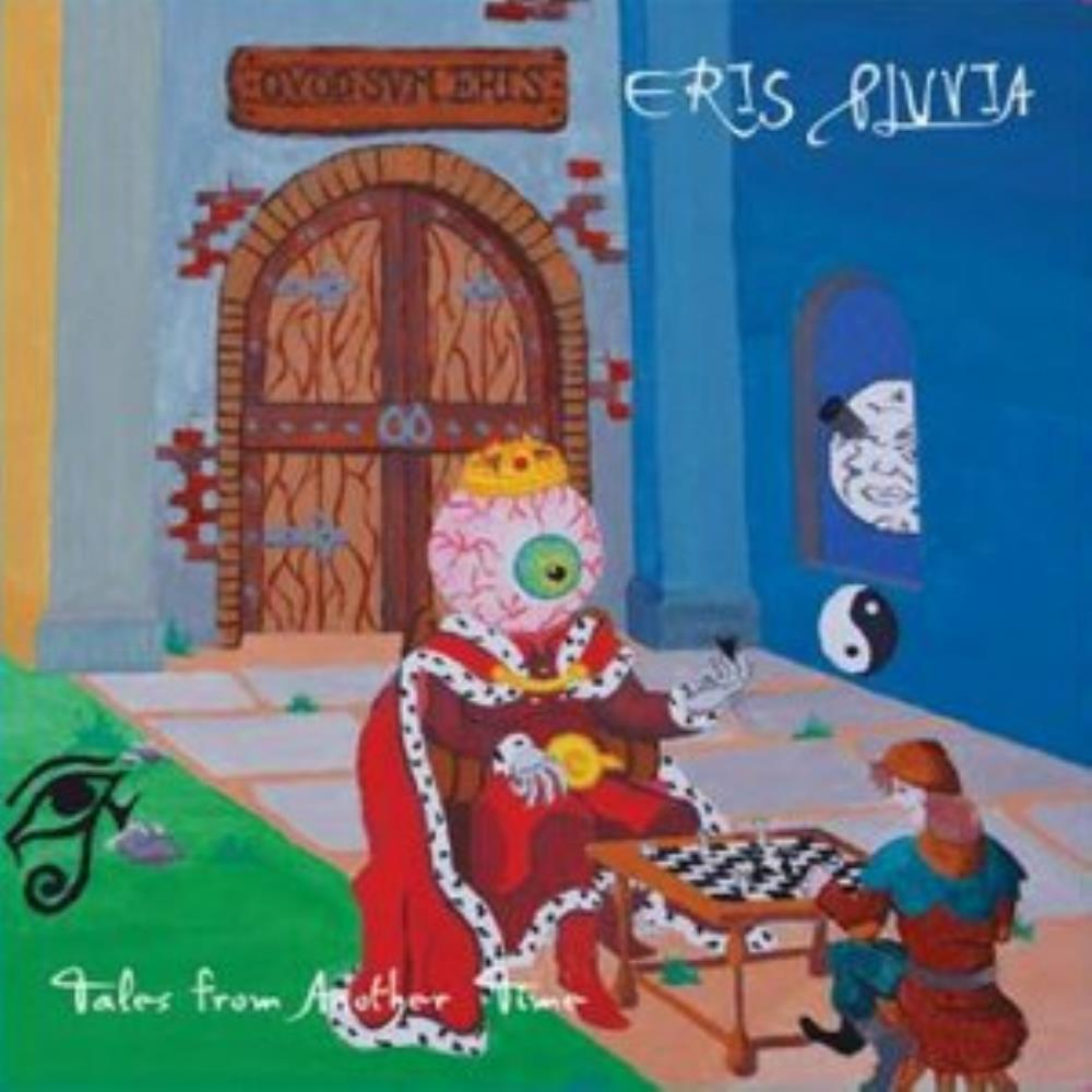 Eris Pluvia - Tales from Another Time CD (album) cover