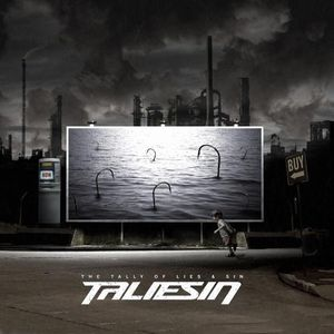 Taliesin The Tally Of Lies And Sin album cover