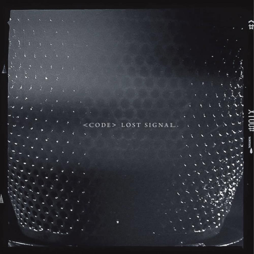 Code - Lost Signal CD (album) cover