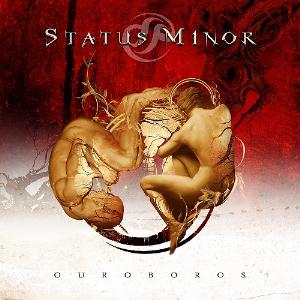 Status Minor Ouroboros album cover