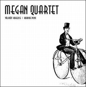 Roadside Picnic by MEGAN QUARTET album cover