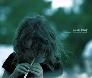 Alcest - Souvenirs d'un Autre Monde CD (album) cover