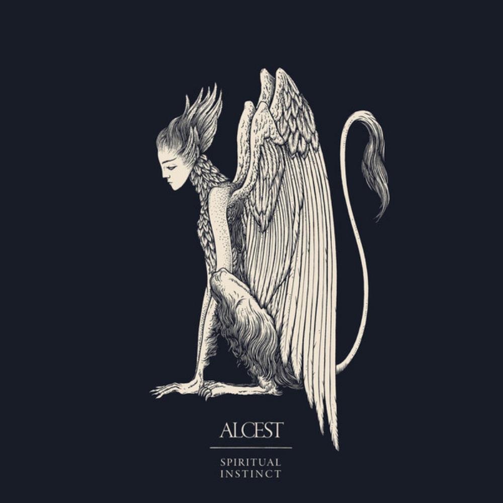 Spiritual Instinct by ALCEST album cover