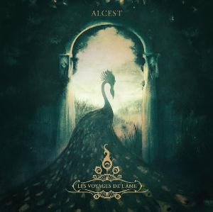 Alcest - Les voyages de l'�me CD (album) cover
