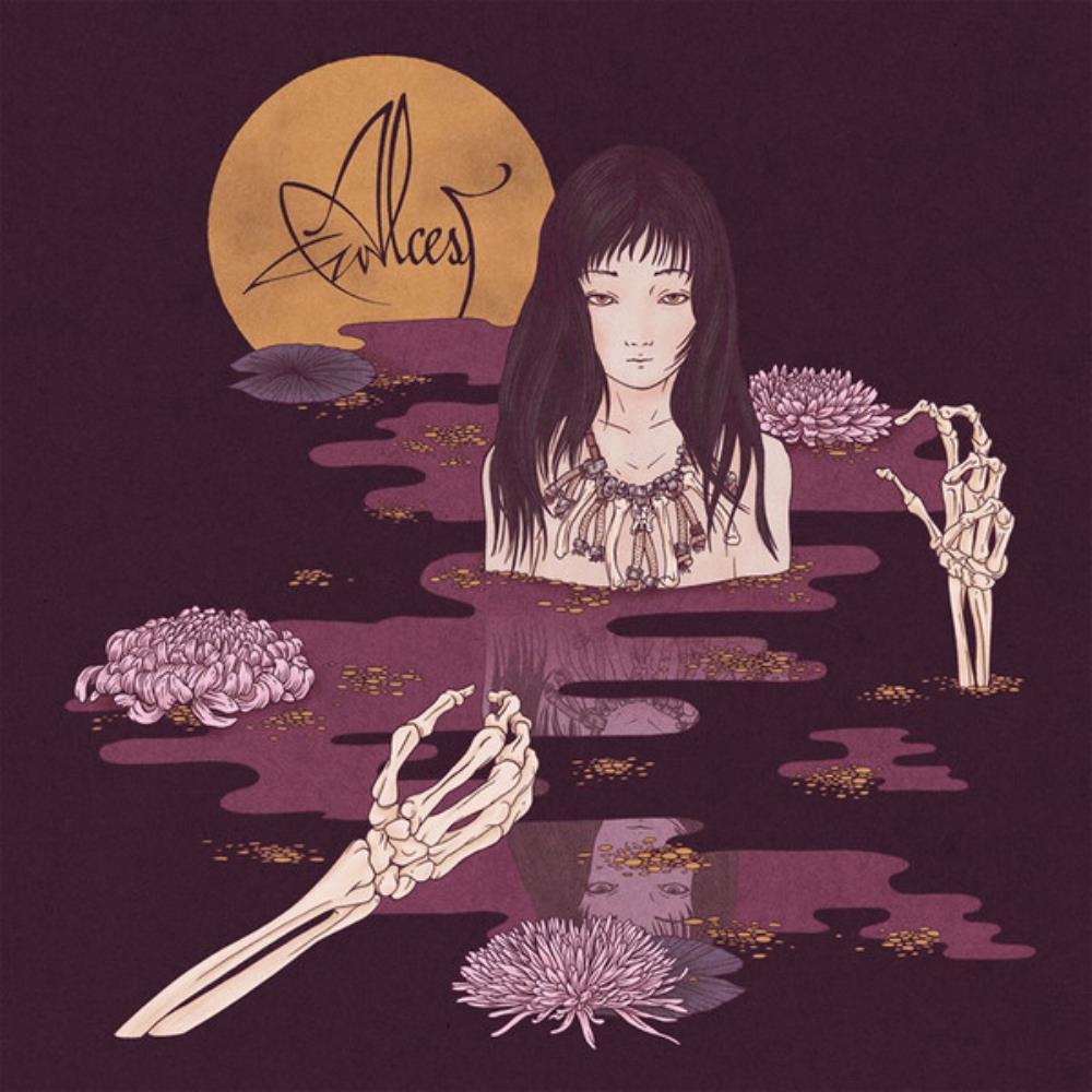 Kodama by ALCEST album cover