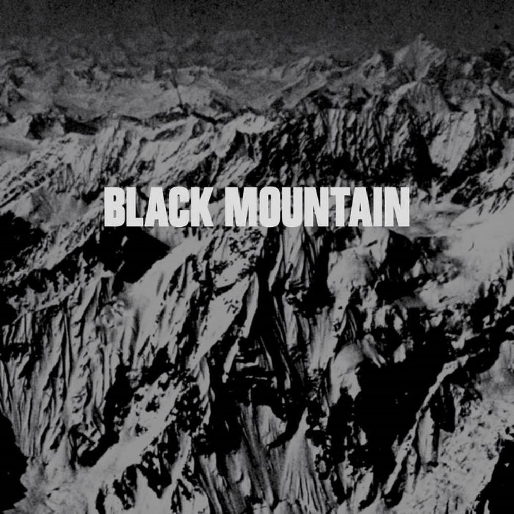 Black Mountain by BLACK MOUNTAIN album cover