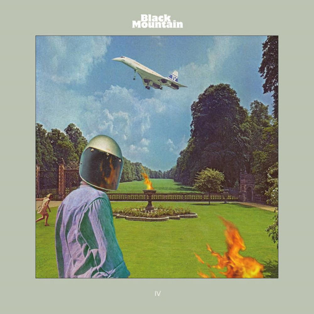IV by BLACK MOUNTAIN album cover