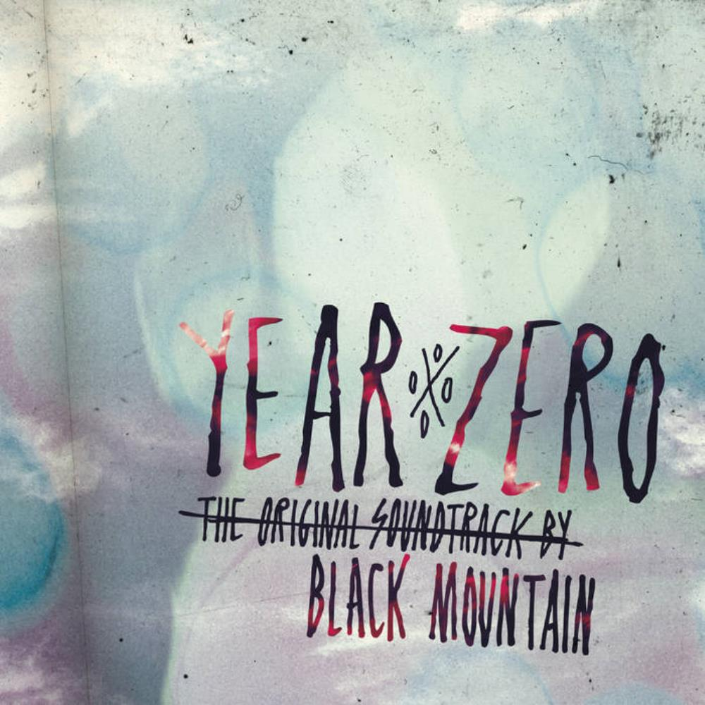 Black Mountain Year Zero (OST) album cover