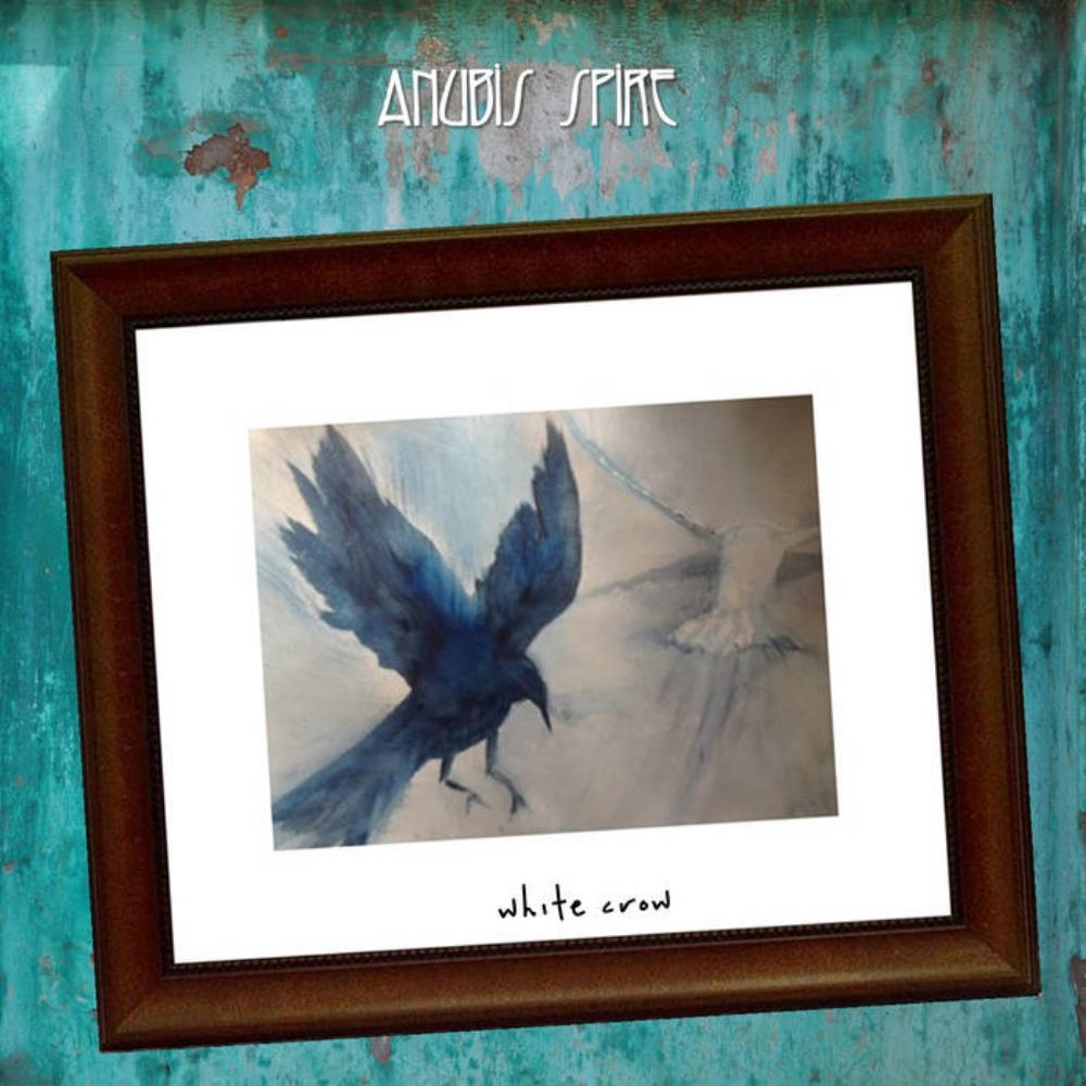 Anubis Spire - White Crow CD (album) cover