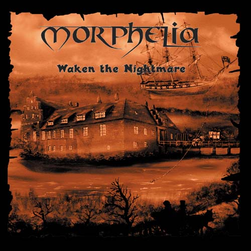 Morphelia Waken the Nightmare album cover