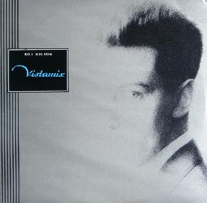 Bill Nelson Vistamix album cover