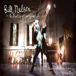 Bill Nelson The Practice Of Everyday Life album cover