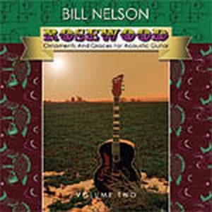 Bill Nelson Rosewood Volume 2 album cover