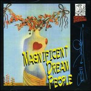 Bill Nelson Magnificent Dream People album cover