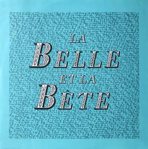 Bill Nelson La belle et la b�te album cover