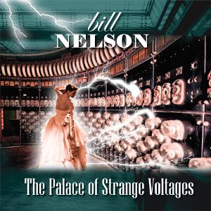 Bill Nelson The Palace Of Strange Voltages album cover