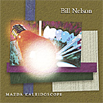 Bill Nelson MAZDA KALEIDOSCOPE album cover