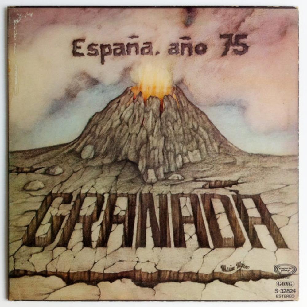 España, Año 75 by GRANADA album cover