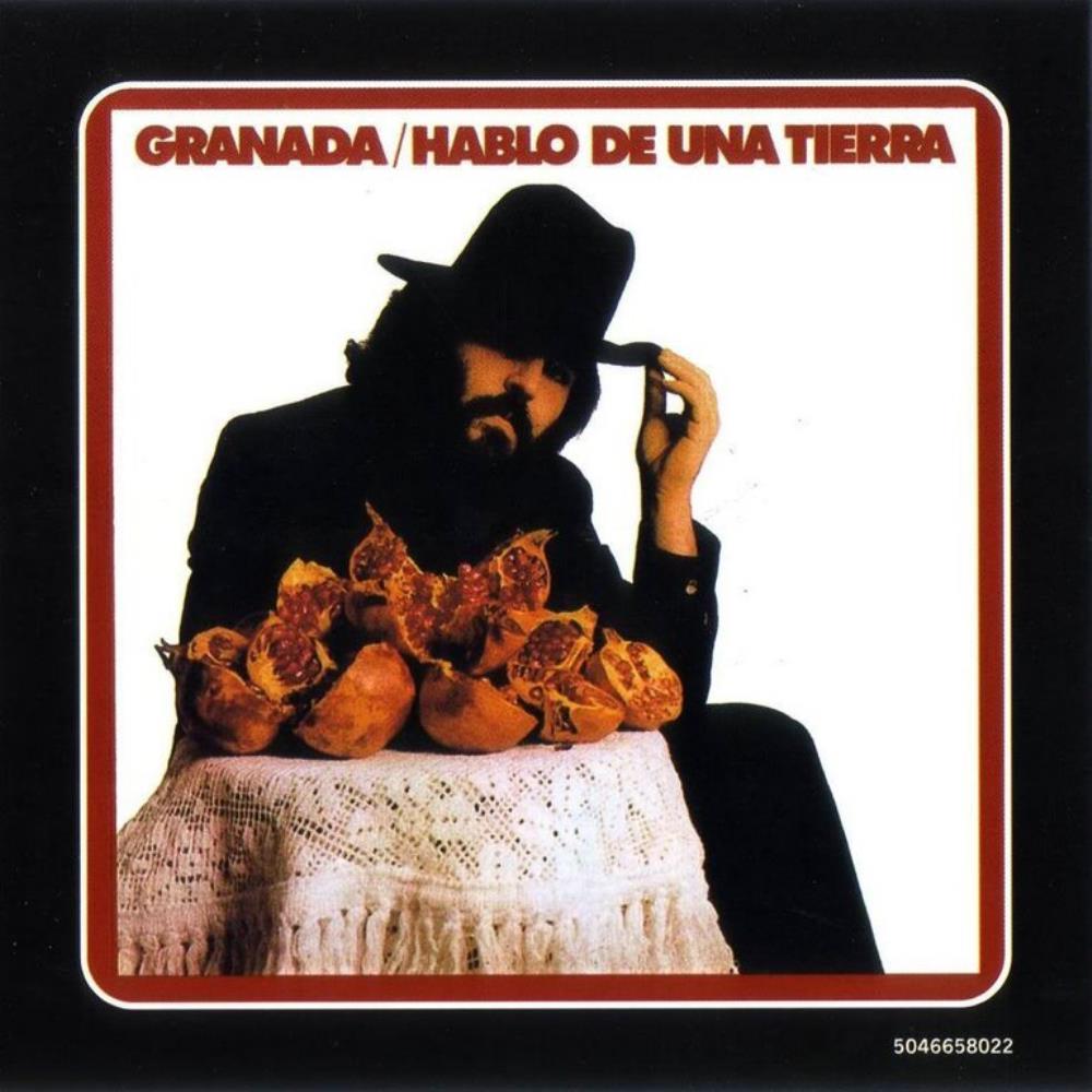 Hablo De Una Tierra by GRANADA album cover