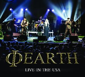 Live in the USA by IOEARTH album cover