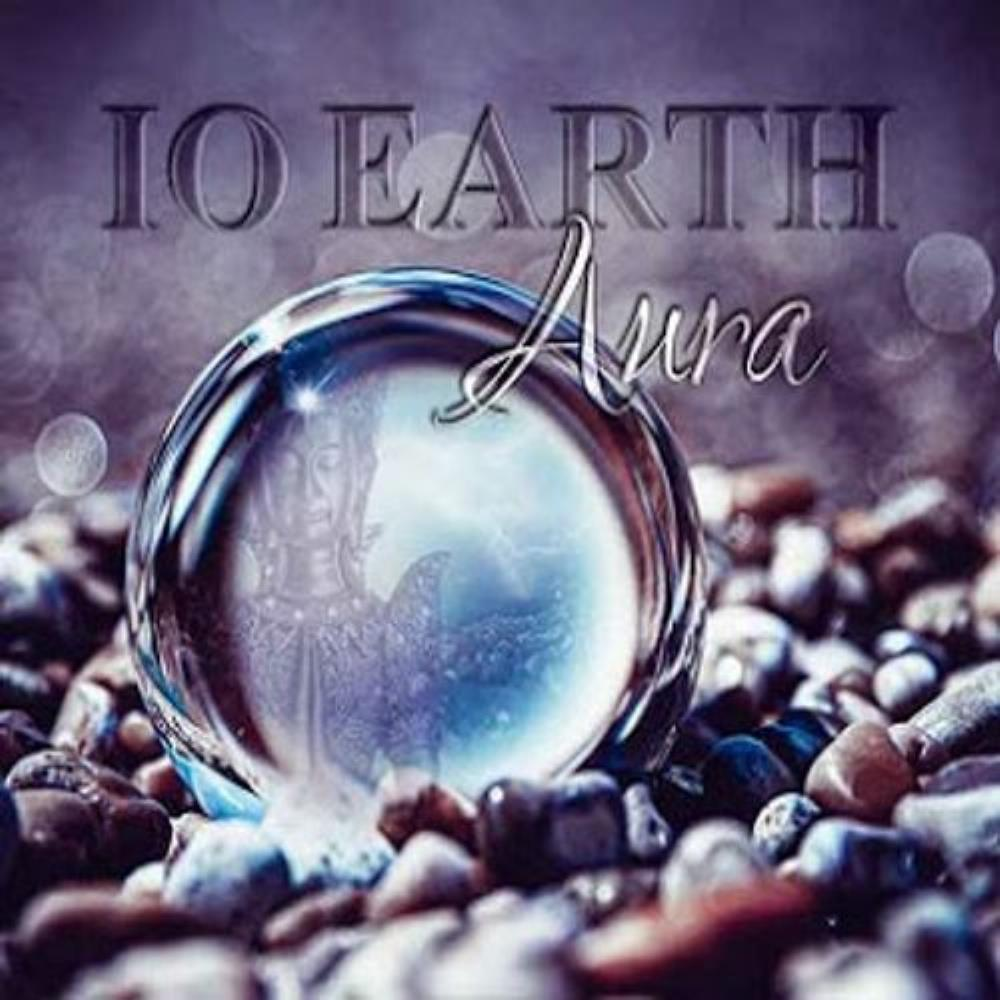 IO Earth - Aura CD (album) cover