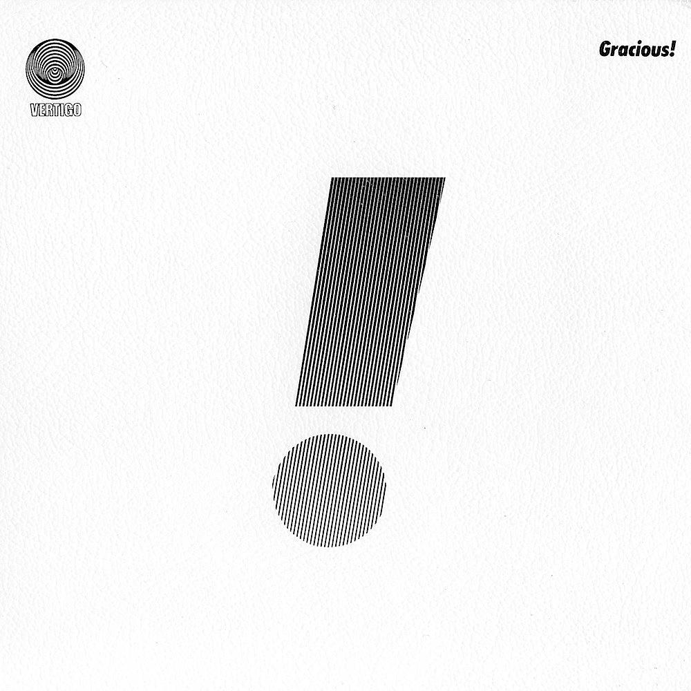 Gracious ! by GRACIOUS album cover
